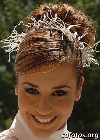 Penteados para noiva 128