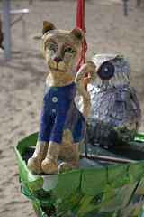 Owl and the pussy Cat (Craig Wilson Photography) Tags: above wood sea sculpture money art love beach beautiful cat turkey stars piggy nose one pig boat long day married artistic sweet guitar recycled small year hill pussy may wrapped away next went ring have note honey sing owl end land approved mince fowl said awards lovely elegant sell took sang plenty let pussycat peagreen shilling looked slices shall quince willing stood sailed castaways rockingham grows fivepound runcible bongtree charmingly 2013 owlandthepussycat piggywig tarried edwardlears