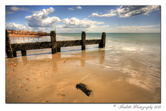 Sea breaker (Fred255 Photography) Tags: sea england seascape canon landscape landscapes haylingisland hampshire fred l ef hdr gp manfrotto eos1ds markiii llens greatphotographers ef1740mmf4lusm ef1740mm 1dsmk3 canoneos1dsmarkiii fred255 greaterphotographers