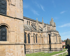 Photo of Southwell Minster