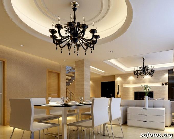 Salas de jantar decoradas (165)