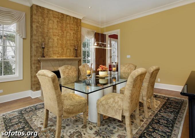 Salas de jantar decoradas (22)
