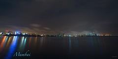 Marine Drive, Mumbai (R E B E L ) Tags: sea india drive marine nightscape explore mumbai bandra worli sealink 2013 peddu mumbaistreetphotography sandeepmv 121clicks 08884922253 sandeepkumarexplore