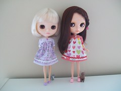 New dresses from LaPetitePamplemouse