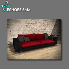 Atelier Visconti - sofa echoes (Atelier Visconti) Tags: echoes sofa stephan av atelier visconti