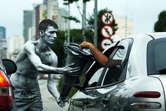 En la Ra (Memo Vasquez) Tags: portrait brasil calle retrato sopaulo artecallejero genteenlacalle cruzeirodosul memovasquez mygearandme enlara