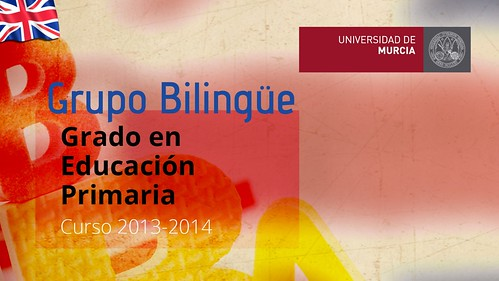 Grado bilingüe Educación Primaria UMU