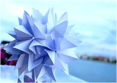 Как Сон-Трава.. (Andrey Hechuev | Андрей Хечуев) Tags: pasqueflower kusudama pasqueflowerkusudama