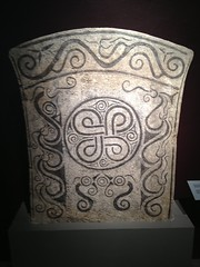 Gotland picture stone (radiowood) Tags: art museum sweden medieval gotland