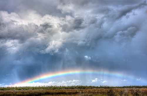 Rainbow and Clouds by Photomatt28, on Flickr