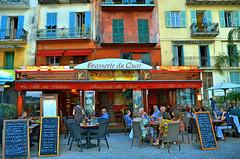 Villefranche-sur-Mer (Cervusvir) Tags: sea mer france frankreich mediterranean côte méditerranée alpesmaritimes mittelmeer villefranchesurmer d'azur meeralpen
