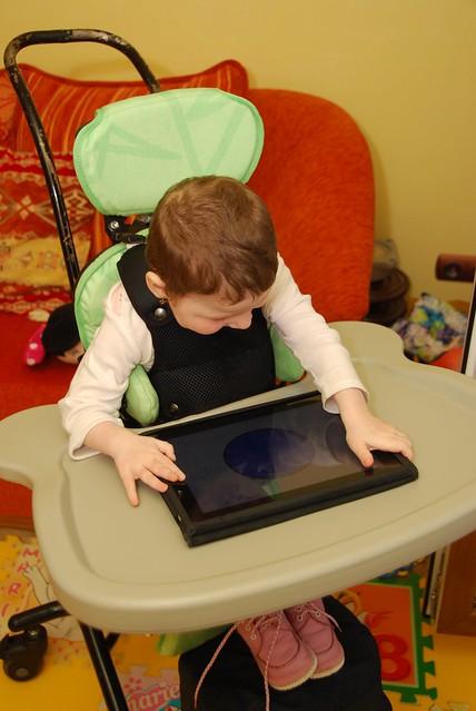 Thumbnail for Jak iPad pomáhal u Anežky