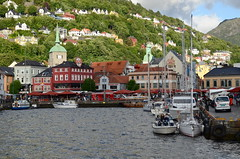 Bergen Harbor (nebulous 1) Tags: water norway sailboat boats harbor boat nikon bergen d7000 nebulous1