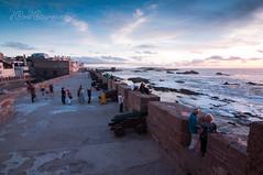 Essaouira (David Azurmendi) Tags: city travel sunset david history port landscape puerto atardecer photography coast muelle ciudad paisaje viajes fotografia marruecos essaouira historia skala viajar marroco azurmendi
