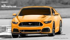 2015 Ford Mustang Rendering (Late Model Restoration) Tags: ford suspension anniversary rear independent mustang 50th svt 2014 2015 gt350 s550 s197 ecoboost latemodelrestorationsupply 2015mustang latemodelresto latemodelrestorationcom