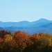 The High Peaks from Gabriels, NY. Photo: Hugh Hill