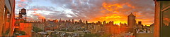 Sunset (Sarah_Ackerman) Tags: nyc newyorkcity sunset newyork manhattan upperwestside uws