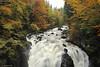 Fall (SwaloPhoto) Tags: autumn trees zeiss forest scotland rocks availablelight perthshire waterfalls dunkeld nationaltrust ze thehermitage ossianshall riverbraan fallsofthebraan canoneos5dmkii distagont2821 distagon2128ze