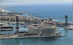 Barcelona - World Trade Center (kurtwolf303) Tags: barcelona canon worldtradecenter
