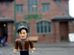 The Dr at the black country museum