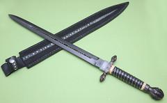 Ballestra Santino (Giorgiobranca) Tags: knife messer sword spada coltello artigianato customknife coltellicuston
