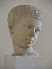 Testa di ragazzo (adrianovero) Tags: venezia museoarcheologiconazionale