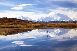 Mount McKinley Reflection