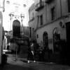 Cefalù - Summer 2013 (guido.masi) Tags: street blackandwhite bw woman donna estate streetphotography bn ilfordhp5plus400 vii biancoenero flexaret cefalù meopta visiva 2013 guidomasi httpswwwfacebookcomvisivafirenze