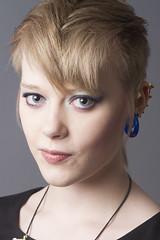 Becca (austinspace) Tags: portrait woman fashion washington model spokane style blond blonde alienbees