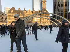 Ice Skating (michaelTO) Tags: toronto ontario canada skating iceskate 52 nathanphillipssquare february12 2014 52weeks project52 52weeksthe2014edition weekstartingwednesday week72014