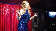 079crpfwlsh (citatus) Tags: drag queen woodys church street toronto canada gay village winter 2014 pentax k5 ii dmanda tension
