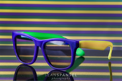 Mardi Gras Time (Sean Spansel Photography) Tags: lightpainting reflection glasses nikon inch bees neworleans alien nola mardigras softbox 47 ipad alienbees d90 b800 strobist b1600 diyphotography tamron18270mm octabox47