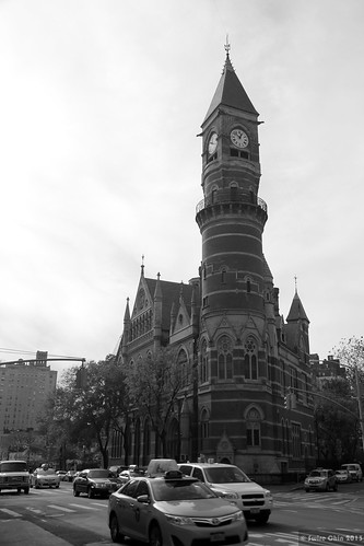 New York Victorian Gothic architecture