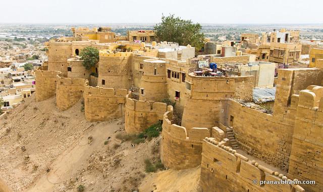 Sonar Kila a.k.a Jaisalmer Fort