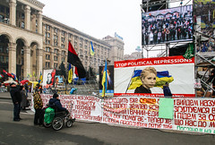 Stop political repressions  - Freedom for Yulia Tymoshenko (Frans.Sellies) Tags: ukraine kiev  maidan independencesquare ukraina tymoshenko ucrania yulia ukrajina kiew     maidannezalezhnosti timoshenko yuliatymoshenko    kijw img8943 kiyev       eurosquare    euromaidan   yevromaidan