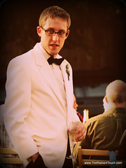 57-P7303855-1 (healthyself97045) Tags: wedding groom bowtie retro whitetuxedo radianttouch wwwtheradianttouchcom