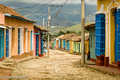 Trinidad (Andrew Greenhill) Tags: architecture buildings cuba places trinidad citystreets cubanarchitecture trinidadcuba landscapescityscapes