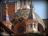 Lloret de Mar (Gerona) 2014-03_02 (ferlomu) Tags: iglesia cataluña gerona lloretdemar arquitecturamodernista ferlomu mindigtopponalwaysontop