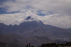 Cumbre nublada (9457) (Marcos GP) Tags: cloud mountain peru lima cerro montaa andean caete andina pacaran cumbre nuble marcosgp
