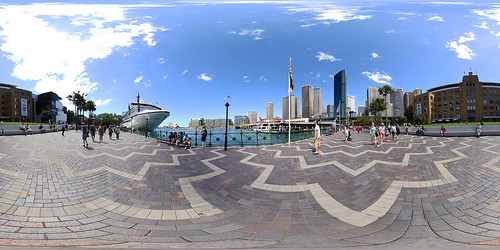 Sydney Circular Quay Panorama