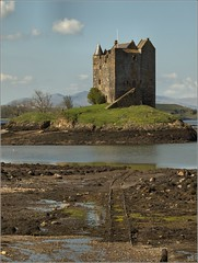 Castle Stalker (Ben.Allison36) Tags: uk castle scotland stalker