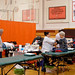 Giving life. Student Council Blood Drive at Indian Lake Central School. Photo: George DeChant