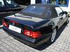 Mercedes SL 129 Akustik-Luxus vorher