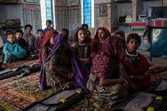 school garasian Jat little children tribe in great rann of kutch (anthony pappone photography) Tags: travel school india girl kids children handma