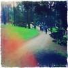 (C.Bry@nt) Tags: park parque apple oslo norway norwegian noruega akershus scandinavian tøyen iphone parken norsk norske skandinavia tøyenhagen iphone5 iphoneography hipstamatic kodotxgrizzledfilm foxylens oggl