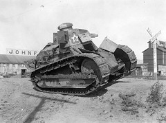 "Six Ton Tank M1917 • <a style=""font-size:0.8em;"" href=""http://www.flickr.com/photos/81723459@N04/14187573623/"" target=""_blank"">View on Flickr</a>"
