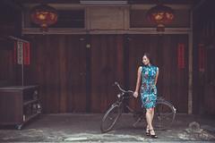 (~heatdriv3~) Tags: new old portrait town year chinese cny bau cheongsam 2015 chengsam siniawan