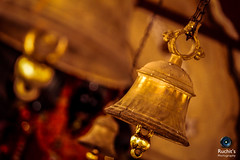 Bells of a temple (gruchit) Tags: travel india bells temple photography religion culture tradition popular