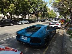Lamborghini Aventador LP700-4 Malachite Green (ak4787106) Tags: lamborghini aventador lp 7004 malachite green lp7004