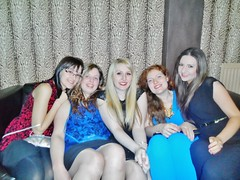 Night Out 23/01/15 (Elysia in Wonderland) Tags: friends night out becca lucy emily dancing drinking clubbing elysia
